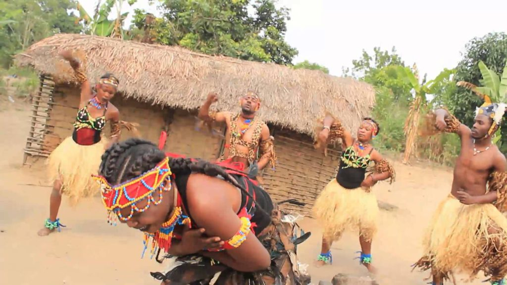 Church Hymn Congo Rhythm by Gospel Ngoma : Stop rape, abuse,violence