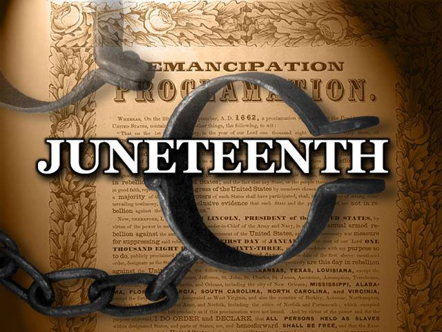 Juneteenth Holiday